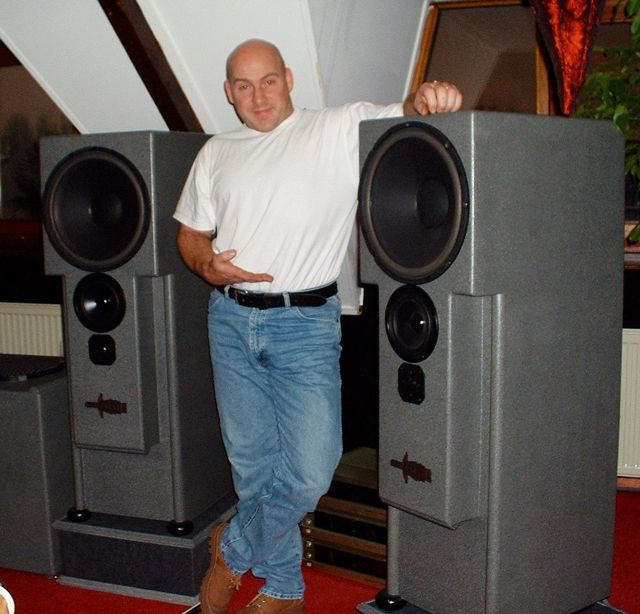 Solid Estate loudspeakers